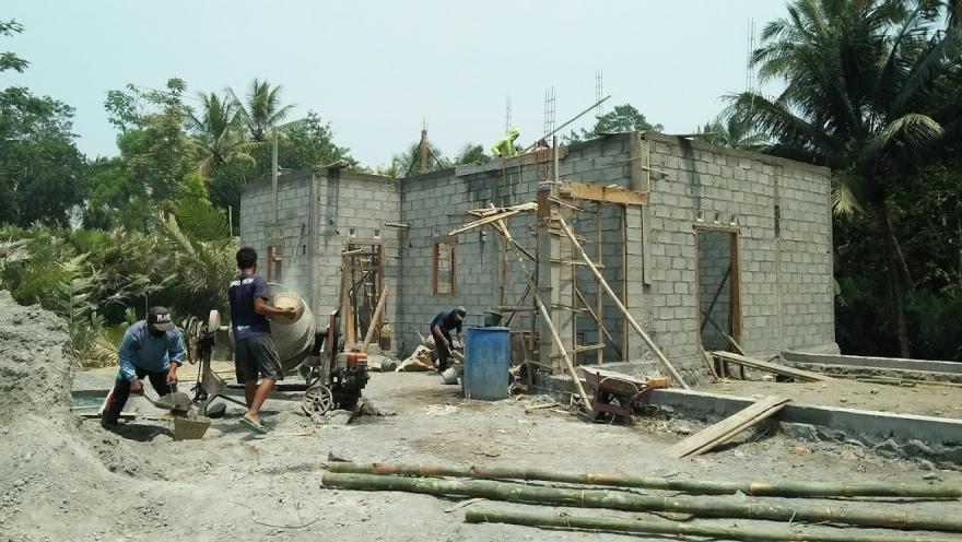 Image : PAUD Ceria Desa Banyuadem Segera Miliki Gedung Baru