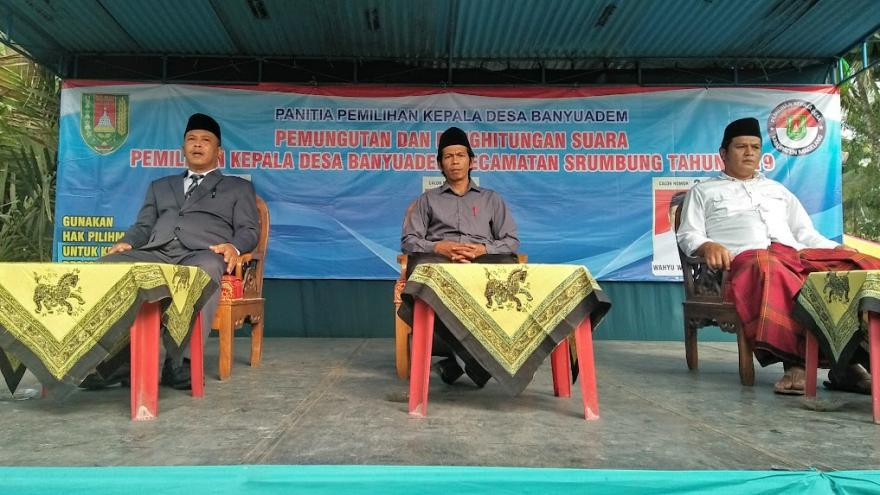 Image : Menuju  Banyuadem  1 , Untuk Desa Banyuadem  Yang Lebih Maju